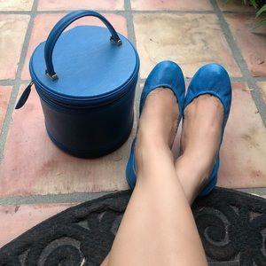 Cobalt Blue Tieks size9